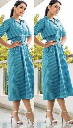 Raashi Khanna in Blue gown   Fashionworldhub