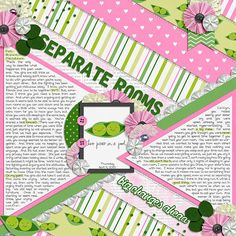 2 Peas by Lauren Grier Cindy's Layered templates - Set 197: Just for Journaling 11 by Cindy Schneider CK Tween font