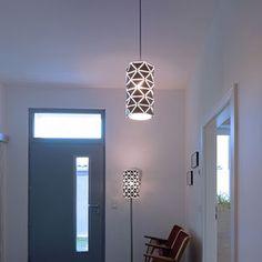 asteroide-tube-musta-eteine Ceiling, Decor, Home, Deko, Led, Home Decor, Ceiling Lights