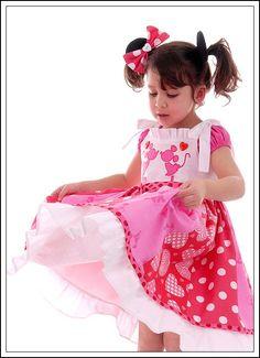 Minnie loves Mickey Valentine Boutique Custom by boutiqueolliegirl, $165.00