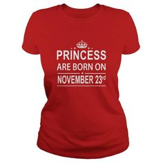 I Love 1123 November 23 Birthday Shirts Princess Born T Shirt Hoodie Shirt VNeck Shirt Sweat Shirt Youth Tee for Girl and Men and Family T-Shirts