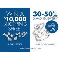 Mommytasking: Enter to win a $10,000 shopping spree from Samuels...