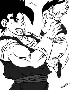 Gogeta E Vegito, Goku Manga, Db Z, Dragon Ball Z, Rock, Fictional Characters, Art, Dragons, Dragon Dall Z