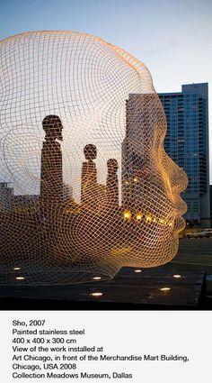 Sculptures gallery 3 jaumeplensa