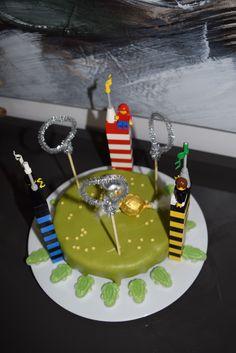 "Torta Harry Potter ""Quiddich"""