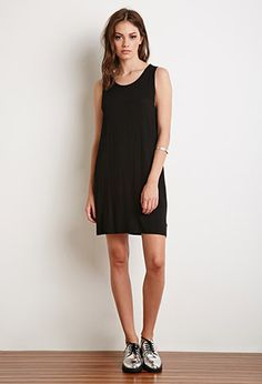 Side-Cutout Knit Dress | Forever 21 - 2000184082