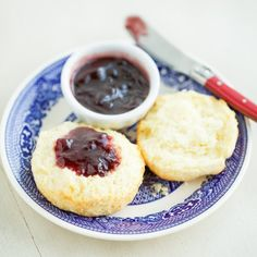 Harrods' Scones - break out that strawberry jam and clotted cream!
