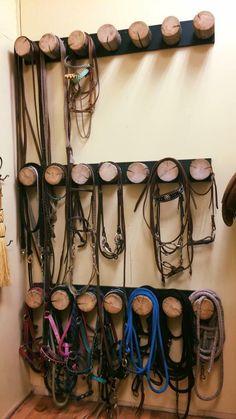 Horse Shed, Horse Barn Plans, Horse Stalls, Horse Barns, Toys For Horses, Tack Room Organization, Horse Tack Rooms, Horse Braiding, Horse Barn Designs
