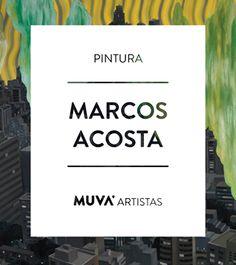 Marcos Acosta nació en Córdoba en 1980. Su trabajo aborda una permanente reflexión acerca del hombre, utilizando medios tradicionales como el dibujo, la pintura y el grabado, así como otros medios como la instalación, el video, la escultura y el objeto. Trabaja y vive en Córdoba y ha realizado numerosas exposiciones colectivas e individuales en destacados Museos y Galerías. #MUVAArtistas
