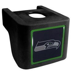 Seattle Seahawks Shin Shield Hitch Cover