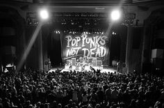 November 20, 2011...can't wait for NEW FOUND GLORY! #6