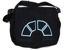 Cyborg Pride Messenger Bag