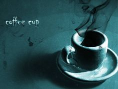 I collect coffee cups..coffee calms me, when I take a sip, the world is ok..