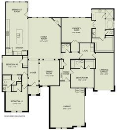 CAMDEN, 230 | Drees Homes Interactive Floor Plans | Custom Homes Without  The Custom Price | For The Home | Pinterest | Double Glass Doors, Tray  Ceilings And ...