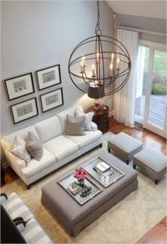 Fantastic Small Living Room Interior Idea 32