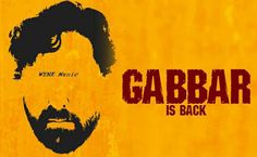 Wynk Music: Gabbar Is Back (2015)