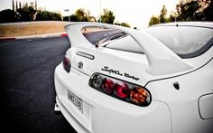 Toyota Supra Turbo I Need This!