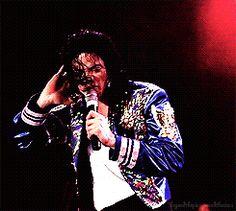 Michael Jackson History World Tour : Blood On The Dance Floor