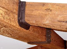 Vaulted ceiling faux wood beam ceiling fan electrical for Old world traditions faux beams