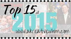 Top 15 of 2015: A Kreative Whim