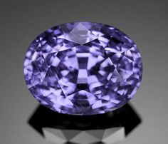 Purple Spinel, Burma