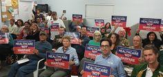 Organizing For Healthcare Not Warfare - Progressive Democrats of America