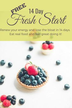 Banish bloat and get your energy back with my FREE real food program packed with recipes, shopping list, meal plan and more! Gourmet Recipes, Real Food Recipes, Yummy Food, Healthy Recipes, Food Program, Food Hacks, How To Stay Healthy, Food Print, Healthy Eating