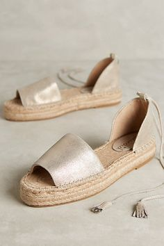 Splendid Edna Espadrilles #anthropologie