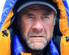 Ranulph Fiennes explorer