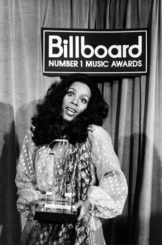"1977 file photo,Donna Summer holds her award at the Billboard Number 1 Music Awards in Santa Monica, Calif. Summer, the Queen of Disco who ruled the dance floors with anthems like ""La Donna Summers, Soul Songs, Soul Music, Dance Music, Cosmo Girl, Love You Baby, Last Dance, Billboard Music Awards, Summer Photos"