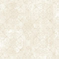 8 in. x 10 in. Aubrey Milk Crystal Medallion Texture Wallpaper Sample, Ivory