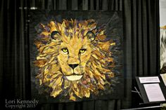 Quilt Market Many Quilts! Wildlife Quilts, Quilted Wall Hangings, Mini Quilts, Quilt Patterns, Quilting Ideas, Marketing, Wall Art, Painting, Animals