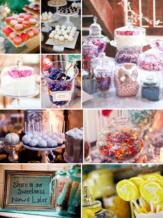 """""""share in our sweetness"""" candy bar, great for adding color"""