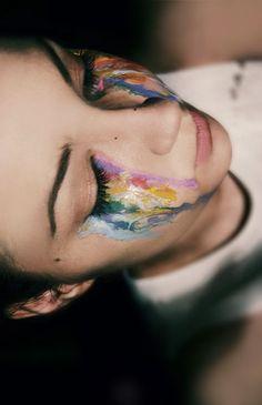 rainbow pain