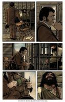 Lone Ranger Page 3 Color by BlackWolfStudio