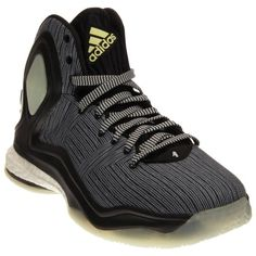 buy popular d24f3 7a23e Adidas D Derrick Rose 5 Boost Basketball Mens Shoes Size 12, BlackWhite