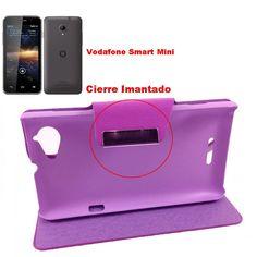 FUNDA Telefono Para VODAFONE Smart Mini LIBRO Tapa Movil Flip Cover - https://complementoideal.com/producto/fundas/fundas-telefono-con-tapa/funda-tipo-libro-con-tapa-rigida-para-vodafone-smart-mini/  - Con la Funda Tipo Libro Con Tapa Rígida Para Vodafone Smart Minitendrás una protección total del tu teléfono móvil, ya que protege tanto delante como la parte de atrás de esta forma tendrás protección 100% del dispositivo. Diseñada exclusivamente para Vodafone Smar