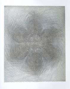 Linn Meyers, Untitled, 2009