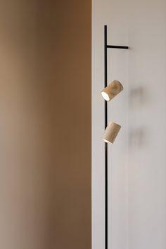 cafe lit — design2tone Cafe Shop Design, Coffee Shop Interior Design, Decor Interior Design, Interior Design Living Room, Interior Decorating, Hotel Concept, Lighting, Home Decor, Modern Houses