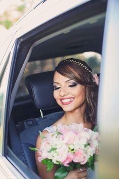 Tulle - Acessórios para noivas e festa. Arranjos, Casquetes, Tiara | ♥ Suzana Souza