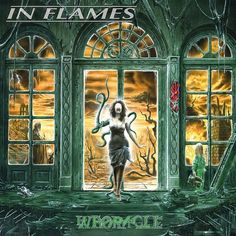 In Flames - Whoracle on 180g LP