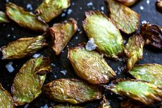 Pan-Fried Broccoli Stems by Martha Rose Shulman