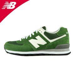 De los hombres genuinos de la tienda insignia NewBalance574 anillos olímpicos ML574UA nuevas zapatillas 2013