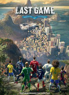Nike - o último jogo