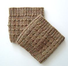 Knitting PATTERN Boot Cuffs Easy Boot Tops by Richmondhillknits