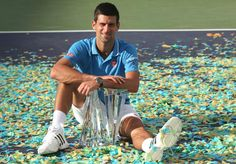 Novak Djokovic wins Indian Wells! Read about it at Tennis Now.