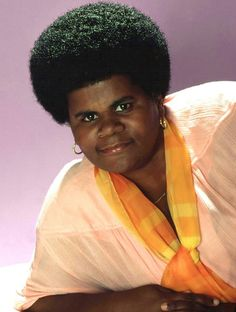 "Shirley Hemphill was born in Asheville NC on July 1 She moved to Los Angeles in the and was cast as ""Shirley"" on ABC's ""What's Happening."" She died on December 10 1999 of renal failure and was cremated. Black Actresses, Black Actors, Black Celebrities, Actors & Actresses, Celebs, Female Actresses, Afro, Vintage Black Glamour, Actrices Hollywood"