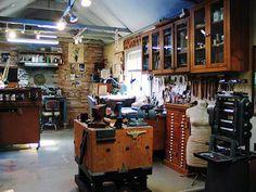 Andy Cooperman's pre-remodel - The Studio