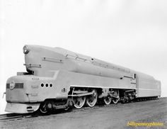 T1 Duplex - one of the greatest steam locomotives ever produced. I realize diesel was clearly better but it never had the same character.