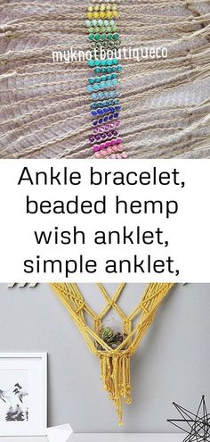 HEY FRIENDS - learn how to make friendship bracelets. Easy DIY friendship bracelets that kids, teens and tweens will lov Friendship Bracelets With Beads, Friendship Bracelets Tutorial, Bracelet Tutorial, Beaded Anklets, Beaded Bracelets, Braids With Beads, Micro Braids, Ankle Bracelets, Bracelet Designs